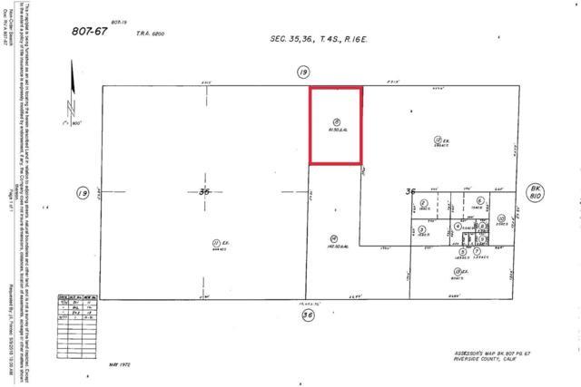 0 Hwy 177, Desert Center, CA 92239 (MLS #218014582) :: The John Jay Group - Bennion Deville Homes