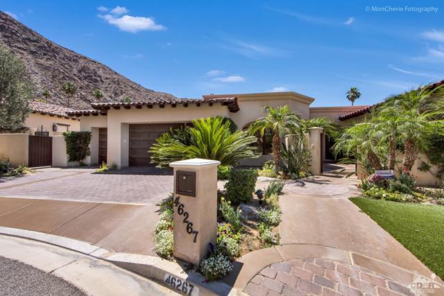 46267 Club Terrace Drive, Indian Wells, CA 92210 (MLS #218014814) :: Brad Schmett Real Estate Group