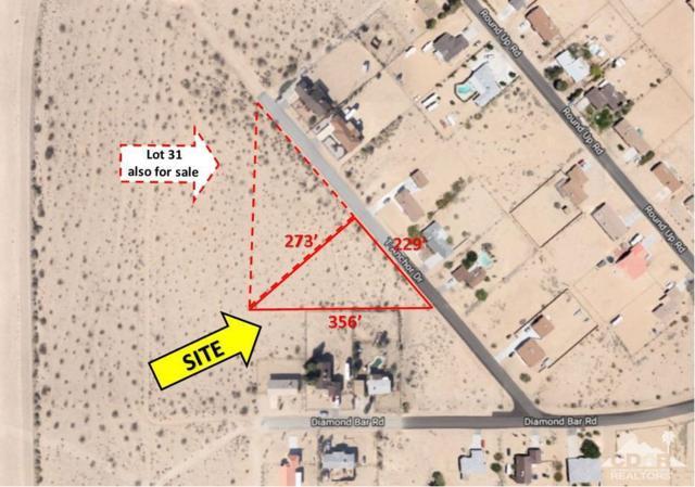 0 T Anchor - Lot 30, 29 Palms, CA 92277 (MLS #218015220) :: Team Wasserman