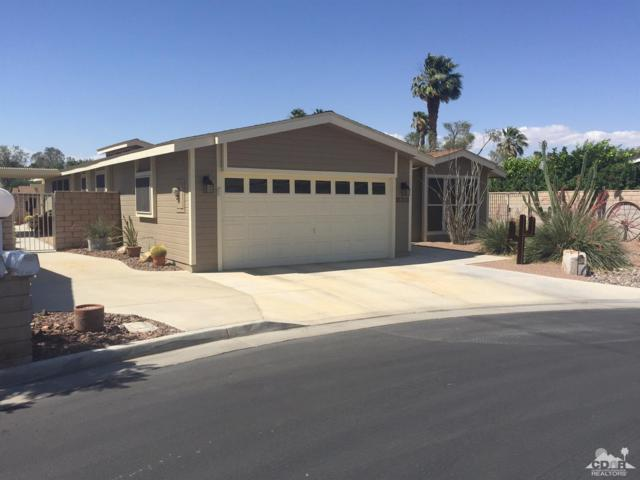 35211 Sand Rock Road, Thousand Palms, CA 92276 (MLS #218015780) :: Hacienda Group Inc