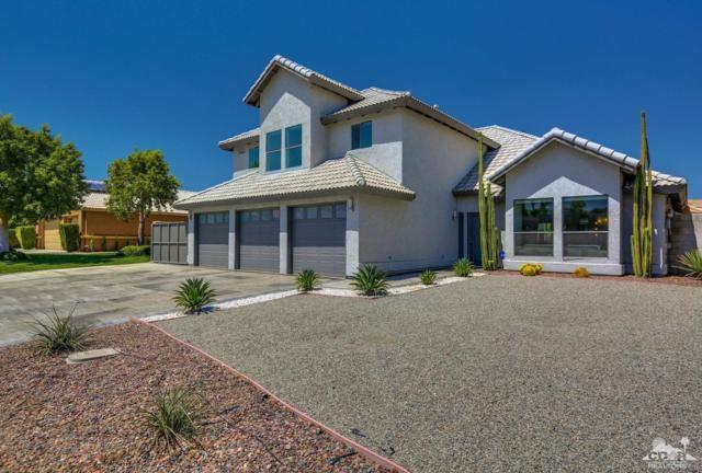68830 Los Gatos Road, Cathedral City, CA 92234 (MLS #218016926) :: Hacienda Group Inc
