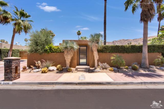 2456 S Caliente Drive, Palm Springs, CA 92264 (MLS #218017388) :: Brad Schmett Real Estate Group