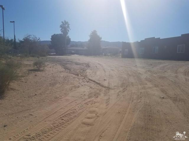 0 Divison, Joshua Tree, CA 92252 (MLS #218017792) :: The Jelmberg Team