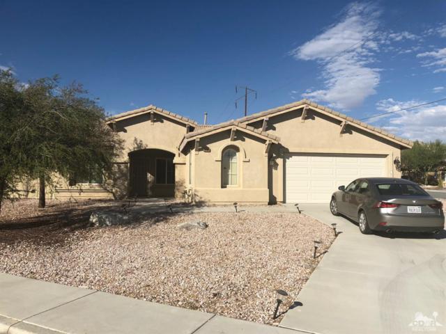 65013 Blue Sky Circle, Desert Hot Springs, CA 92240 (MLS #218018476) :: The John Jay Group - Bennion Deville Homes