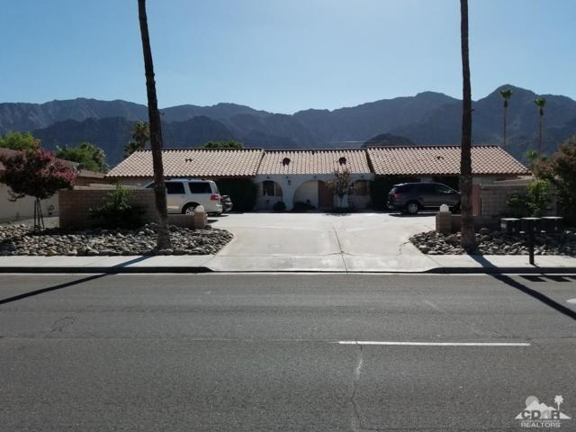 51165 Eisenhower Drive, La Quinta, CA 92253 (MLS #218019122) :: Team Wasserman