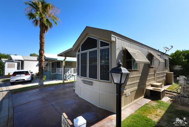 84136 Avenue 44 #45, Indio, CA 92203 (MLS #218019722) :: The John Jay Group - Bennion Deville Homes