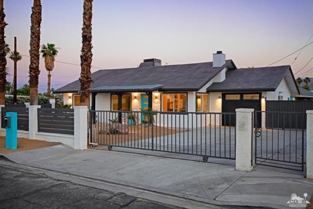 4283 E Calle San Antonio, Palm Springs, CA 92264 (MLS #218020310) :: Brad Schmett Real Estate Group