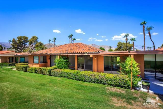 36 Sunrise Drive #375, Rancho Mirage, CA 92270 (MLS #218020630) :: Brad Schmett Real Estate Group