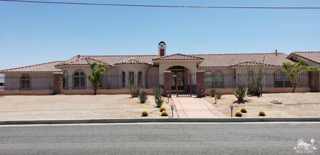 72405 Via Vail, Rancho Mirage, CA 92270 (MLS #218020864) :: Brad Schmett Real Estate Group