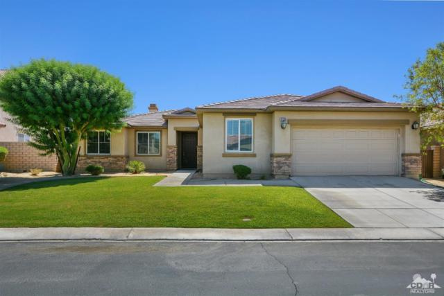 40346 La Spezia Court, Indio, CA 92203 (MLS #218020928) :: The John Jay Group - Bennion Deville Homes
