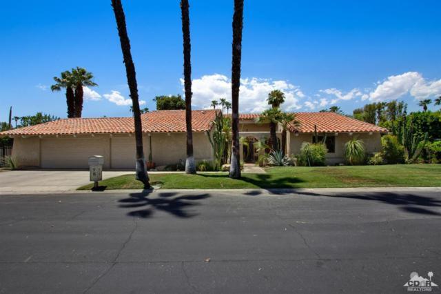 75 Magdalena Drive, Rancho Mirage, CA 92270 (MLS #218021118) :: Hacienda Group Inc