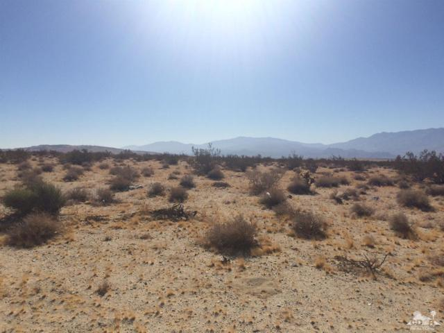 0 Rockwood Road, Joshua Tree, CA 92252 (MLS #218021456) :: The John Jay Group - Bennion Deville Homes