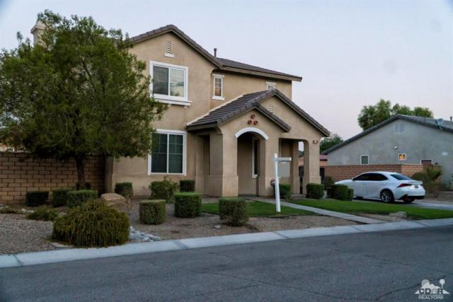 37303 Sandwell Street, Indio, CA 92203 (MLS #218022126) :: The John Jay Group - Bennion Deville Homes
