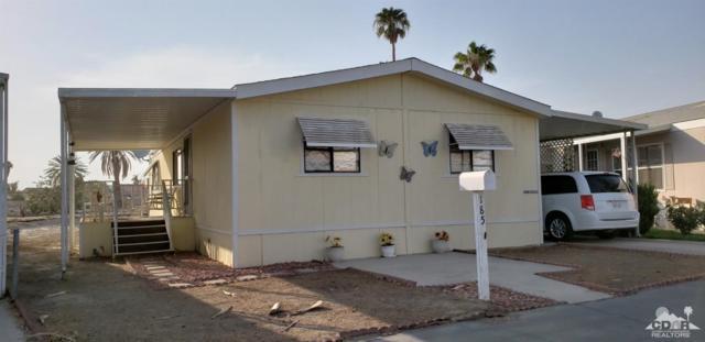 80870 Highway 111 #185, Indio, CA 92201 (MLS #218022442) :: Brad Schmett Real Estate Group