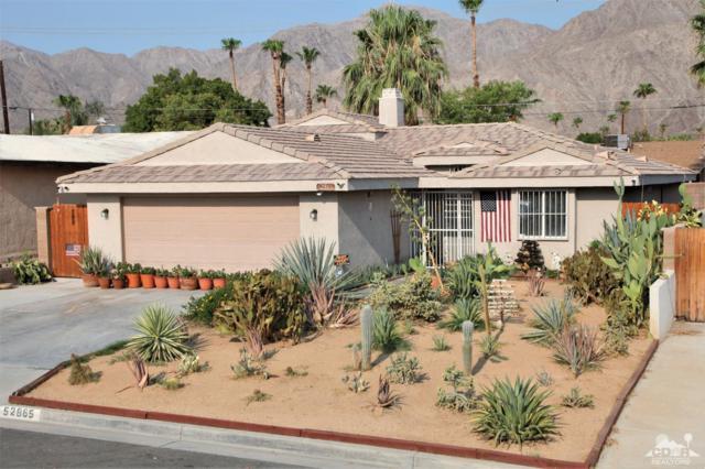 52865 Avenida Navarro, La Quinta, CA 92253 (MLS #218022590) :: The John Jay Group - Bennion Deville Homes