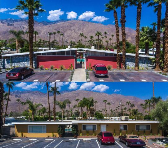 655 S Thornhill Road, Palm Springs, CA 92264 (MLS #218022758) :: The John Jay Group - Bennion Deville Homes