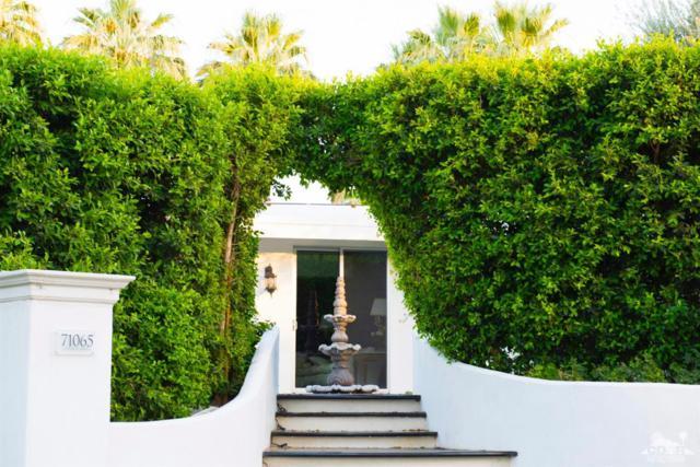 71065 Cypress Drive, Rancho Mirage, CA 92270 (MLS #218023704) :: Brad Schmett Real Estate Group