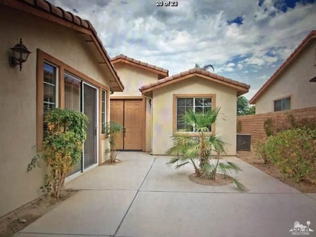 41605 Goodrich Street, Indio, CA 92203 (MLS #218023976) :: Zwemmer Realty Group