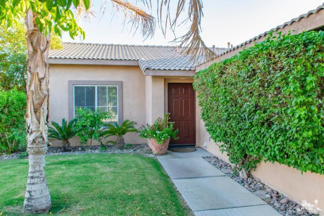 83347 Antigua Drive, Indio, CA 92201 (MLS #218025414) :: The John Jay Group - Bennion Deville Homes