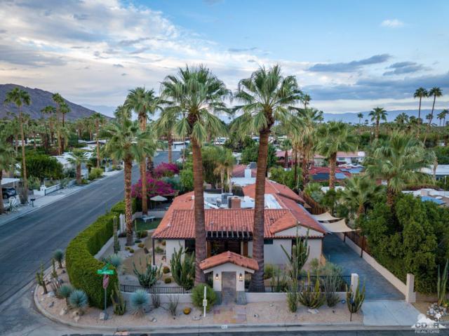 410 E Avenida Hokona, Palm Springs, CA 92264 (MLS #218026094) :: Brad Schmett Real Estate Group