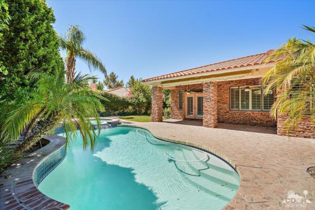 38 Santa Ynez, Rancho Mirage, CA 92270 (MLS #218026192) :: The John Jay Group - Bennion Deville Homes