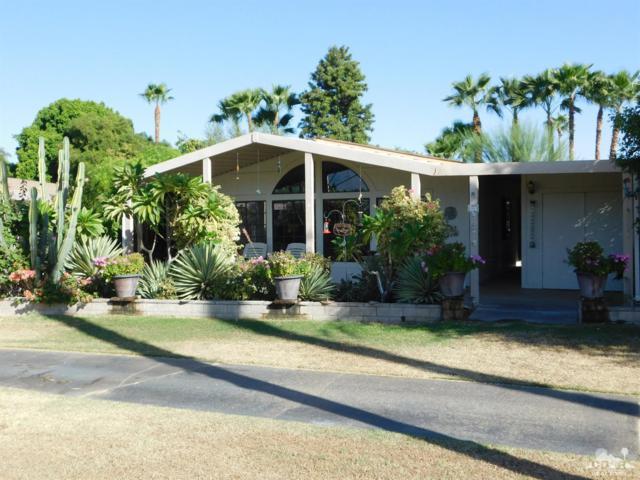 73450 Country Club Drive #225, Palm Desert, CA 92260 (MLS #218026370) :: Hacienda Group Inc