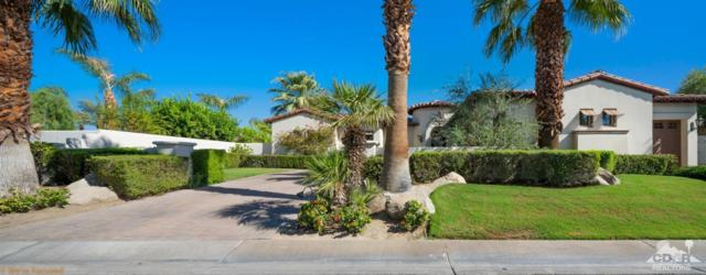 75906 Via Cortona, Indian Wells, CA 92210 (MLS #218026376) :: The Jelmberg Team