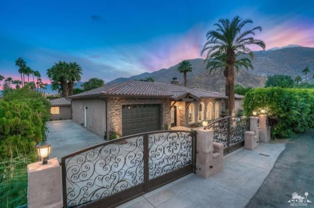 333 E Valmonte Sur, Palm Springs, CA 92262 (MLS #218026894) :: Brad Schmett Real Estate Group