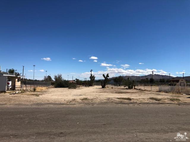 0 Cholla Avenue, Yucca Valley, CA 92284 (MLS #218027022) :: Team Wasserman