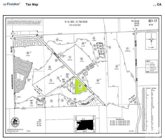 3470 Wells Road, Blythe, CA 92225 (MLS #218027730) :: Hacienda Group Inc