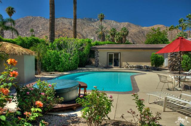 470 E Valmonte Sur, Palm Springs, CA 92262 (MLS #218028526) :: Brad Schmett Real Estate Group