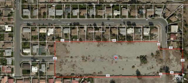 0 Sandpiper Ave / Bobolink St., Indio, CA 92201 (MLS #218028710) :: Brad Schmett Real Estate Group