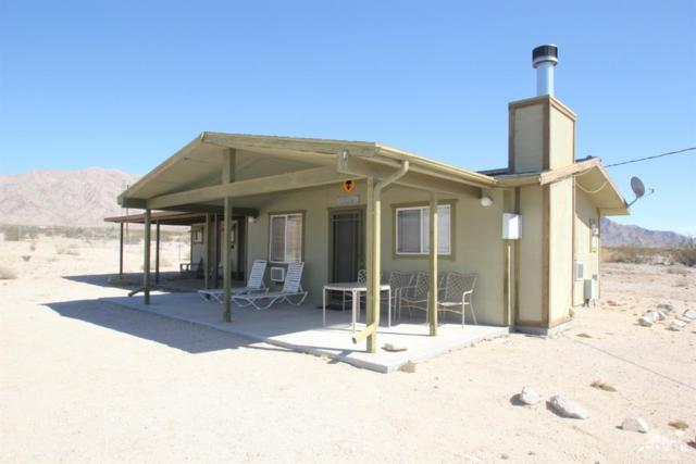 3878 Amboy Road, 29 Palms, CA 92277 (MLS #218029488) :: Deirdre Coit and Associates