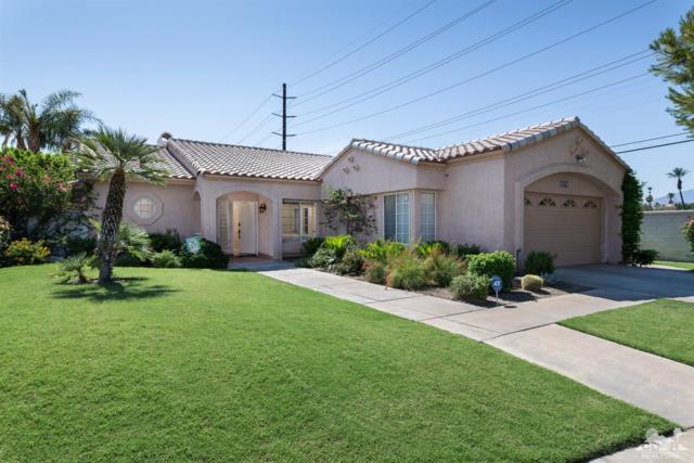 40940 Avenida Estrada, Palm Desert, CA 92260 (MLS #218029776) :: Team Wasserman