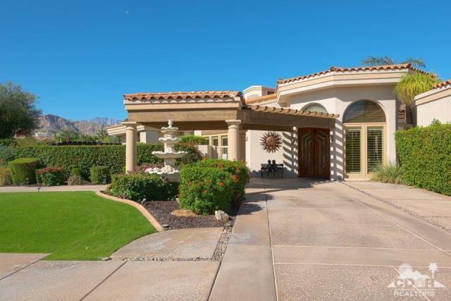 72355 Morningstar Rd. Road, Rancho Mirage, CA 92270 (MLS #218030102) :: The John Jay Group - Bennion Deville Homes