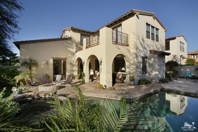 80663 Via Tranquila, La Quinta, CA 92253 (MLS #218030192) :: Hacienda Group Inc
