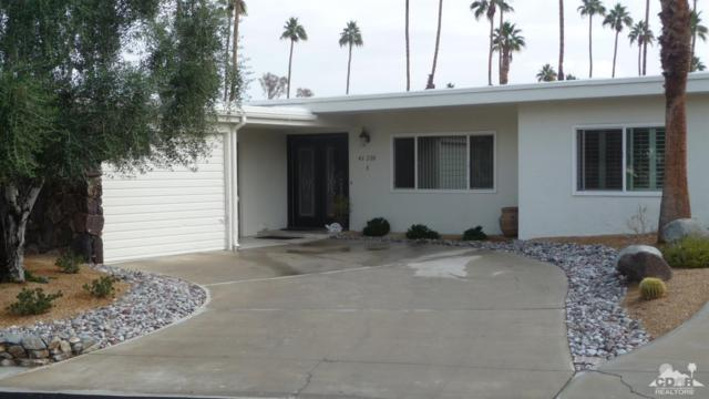 46200 Cottage Lane A, Palm Desert, CA 92260 (MLS #218030466) :: Hacienda Group Inc