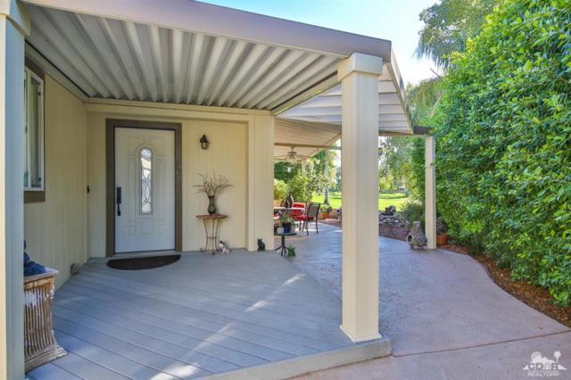 73450 Country Club Drive #179, Palm Desert, CA 92260 (MLS #218030778) :: The John Jay Group - Bennion Deville Homes
