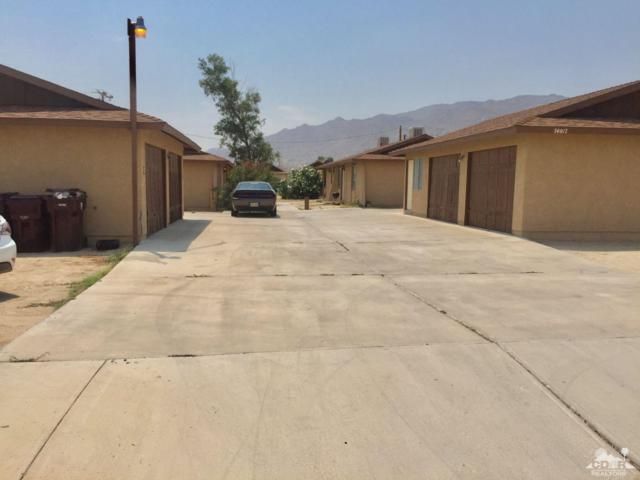 74017 Cactus Drive, 29 Palms, CA 92277 (MLS #218031082) :: The John Jay Group - Bennion Deville Homes