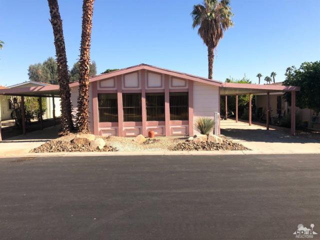 73450 Country Club Drive #32, Palm Desert, CA 92260 (MLS #218031134) :: The John Jay Group - Bennion Deville Homes