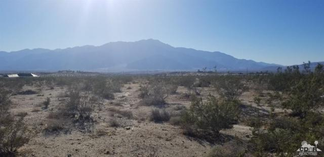 0 Camino Zangri, Desert Hot Springs, CA 92241 (MLS #218031914) :: Team Wasserman