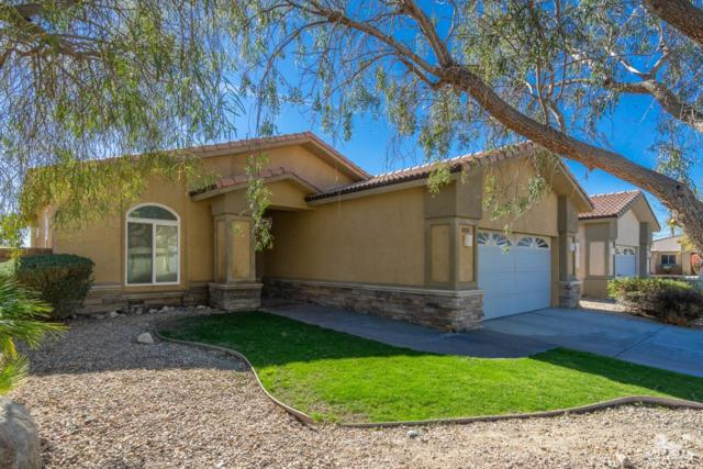 65057 Cliff Circle N, Desert Hot Springs, CA 92240 (MLS #218034720) :: Hacienda Group Inc