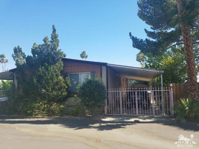 70875 Dillon Road #38, Desert Hot Springs, CA 92241 (MLS #218035768) :: The Jelmberg Team