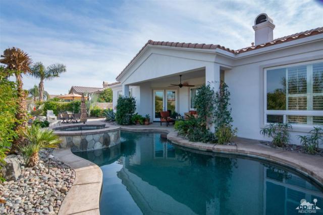 81612 Charismatic Way, La Quinta, CA 92253 (MLS #219000155) :: The John Jay Group - Bennion Deville Homes