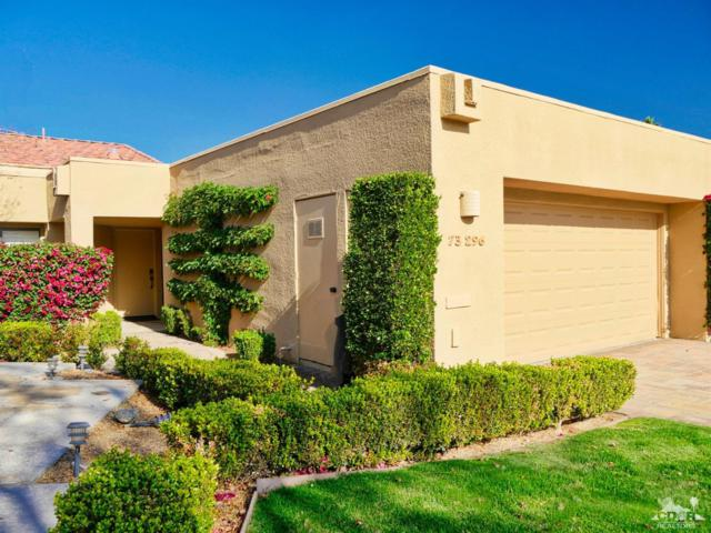 73296 Irontree Drive, Palm Desert, CA 92260 (MLS #219000257) :: The John Jay Group - Bennion Deville Homes