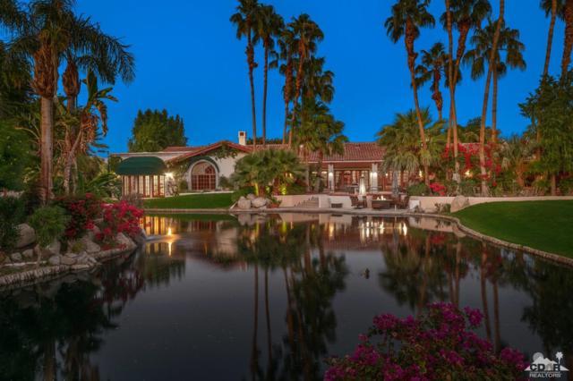 80800 Vista Bonita Trail, La Quinta, CA 92253 (MLS #219000353) :: The John Jay Group - Bennion Deville Homes
