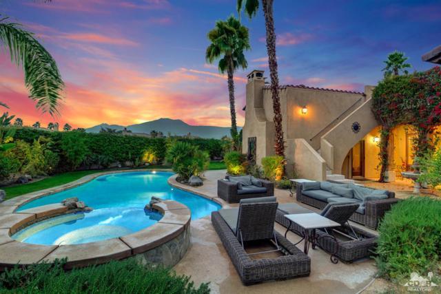 81677 Ricochet Way, La Quinta, CA 92253 (MLS #219000669) :: The Sandi Phillips Team