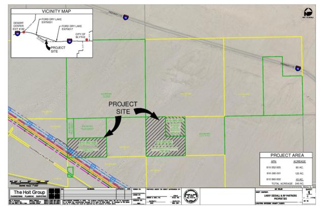 240 Acres, Blythe, CA 92225 (MLS #219000807) :: The Jelmberg Team
