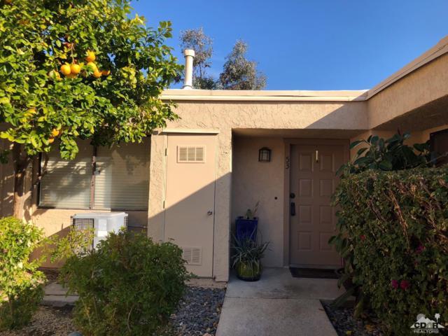 70100 Mirage Cove Drive #53, Rancho Mirage, CA 92270 (MLS #219000825) :: Hacienda Group Inc