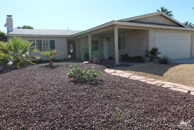 76623 New York Ave Avenue, Palm Desert, CA 92211 (MLS #219001351) :: Brad Schmett Real Estate Group